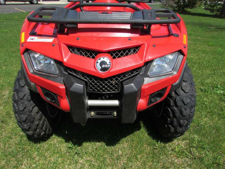Page 29016 2011 can am outlander 400 efi recreation utility new and