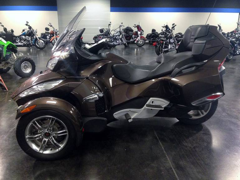 Page 28988 2012 can am spyder rt limited se5 trike new and used can am motorcycles prices
