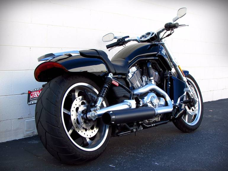 Page 64587, 2009 Harley-Davidson V-ROD MUSCLE MUSCLE, New ...