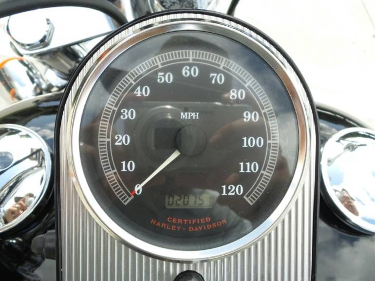 Page 72586, 2000 Harley-Davidson FXSTB NIGHT TRAIN, New and