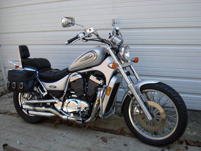 Suzuki intruder 800 2004 new and used motorcycles prices and values