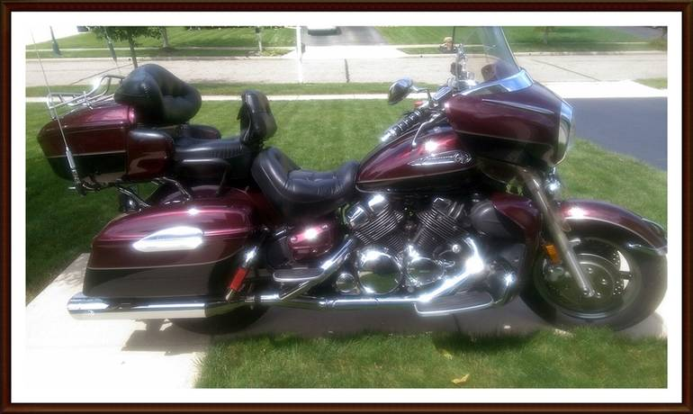 Page 256013, 2008 Yamaha Venture ROYALE ROYALE, New and ...