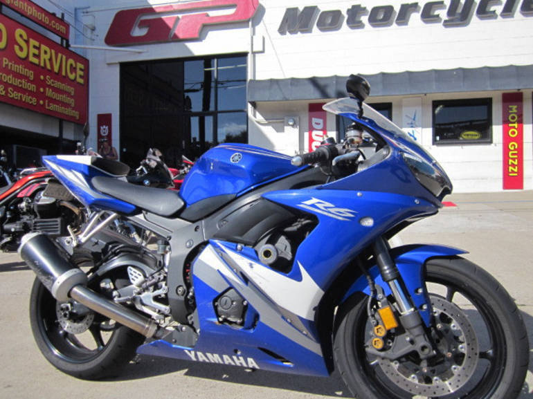 Page 254010, 2005 Yamaha YZF-R6 AS-IS Perfect Beginner Or ...