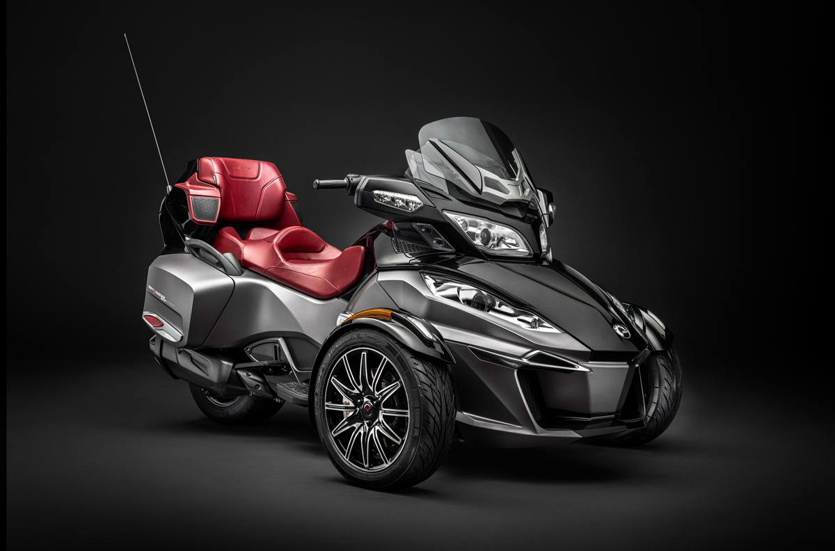 Can am spyder rt limited 2015 autos post
