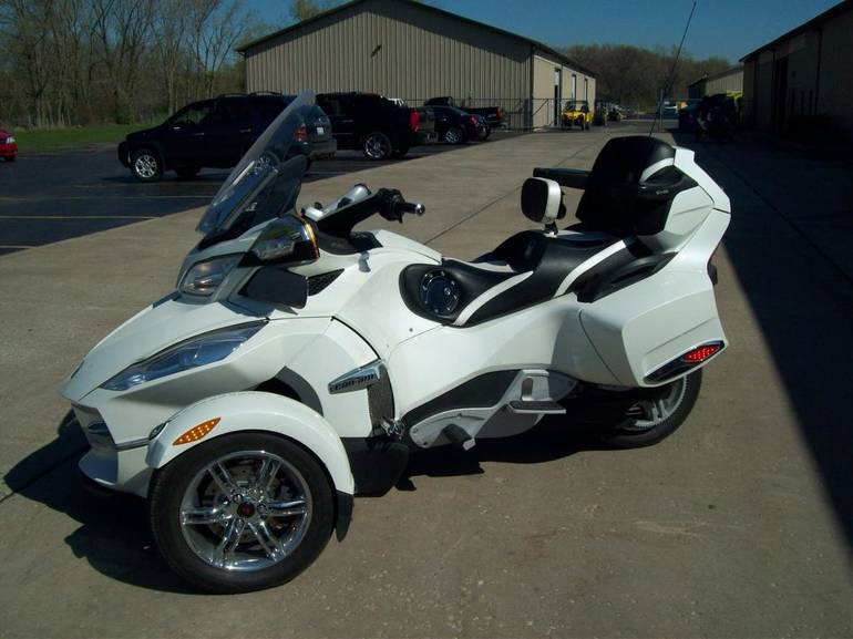 Spyder Motorcycle For Sale >> Page 28803 2012 Can Am Spyder Rt Limited Touring New And