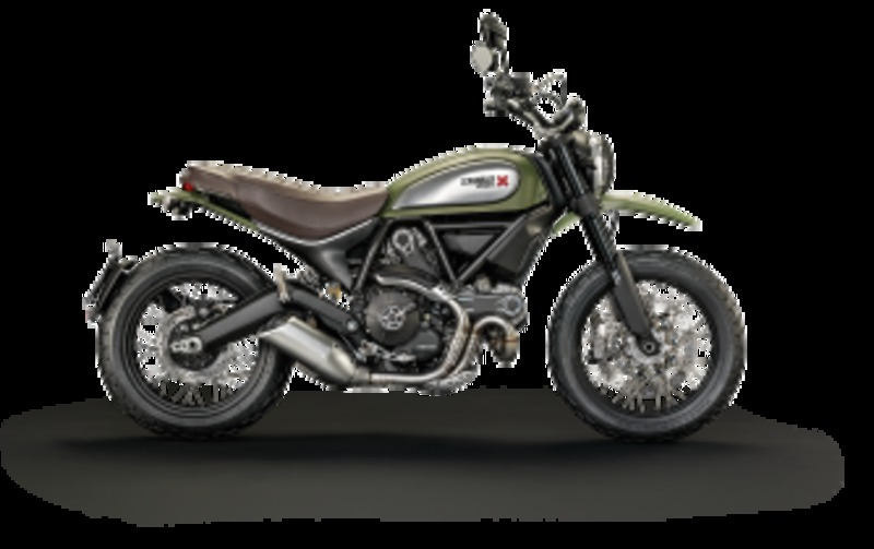 Used  Ducati Scrambler Urban Enduro Price