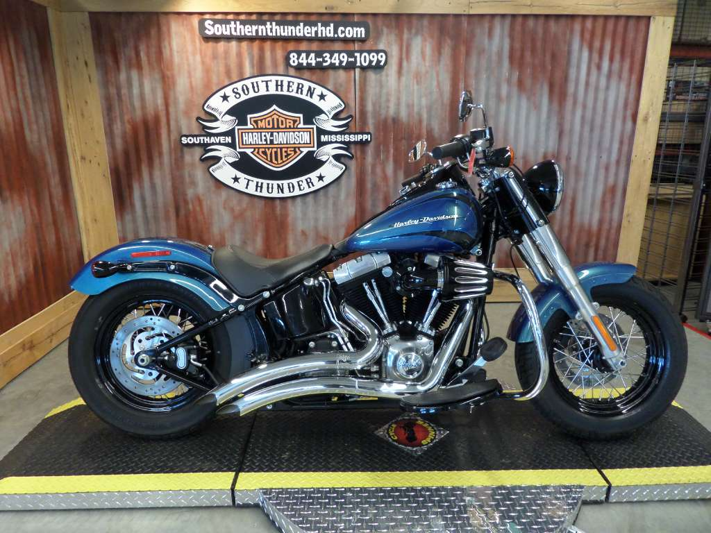Page 52571, 2014 Harley-Davidson Softail Slim, New and ...