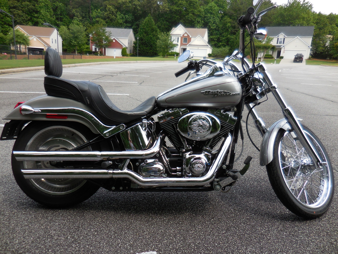 2007 Supply Harley-Davidson Motorcycles Transaction Price Softail DEUCE, New and Used Motorcycles Prices and Values