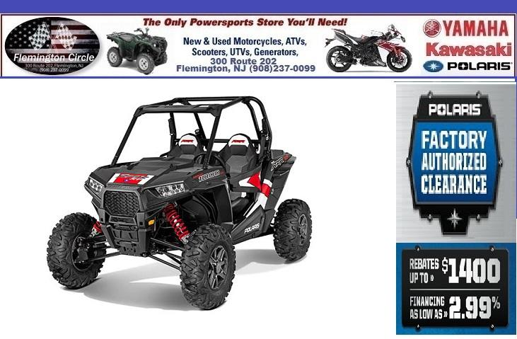 2015 Polaris RZR 1000 XP 1000 Motorcycle Gear, Parts and Accessories