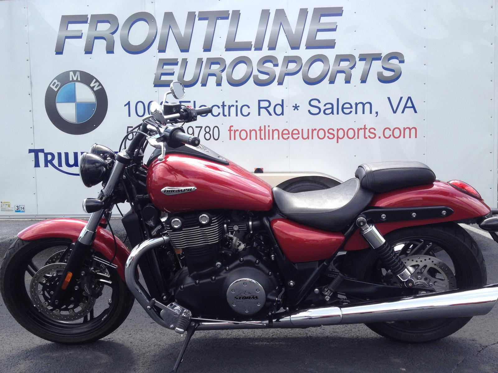 Page 213515, 2011 Triumph THUNDERBIRD STORM, New and Used Triumph ...