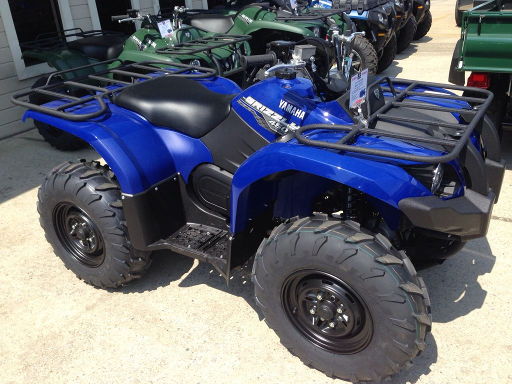 Page 271615 2014 yamaha grizzly 450 auto 4x4 new and for 2014 yamaha grizzly 450 value